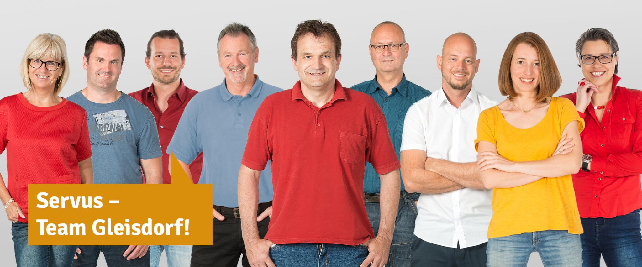 Team Gleisdorf 2021